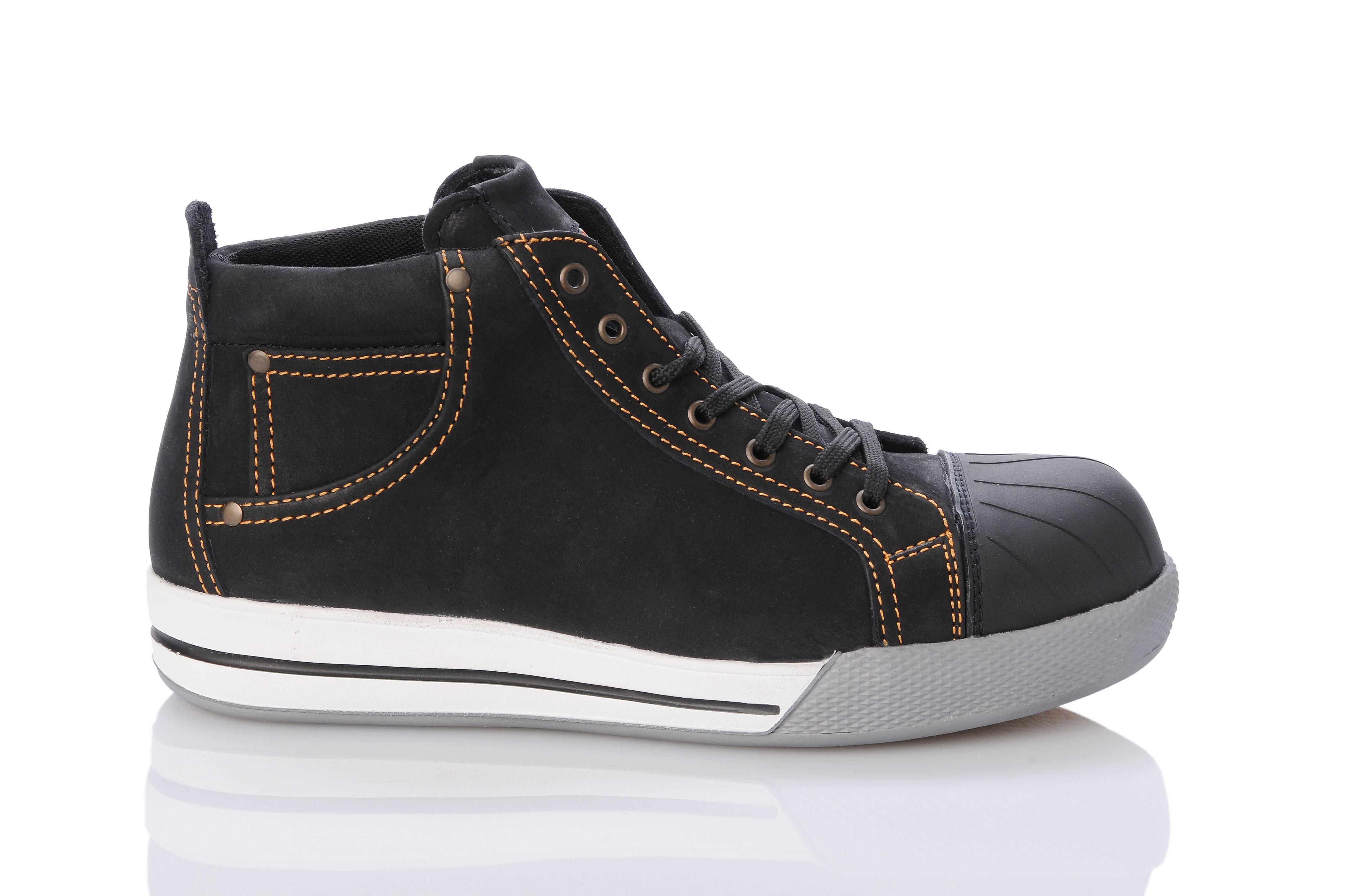 sicherheitsschuhe redbrick sneaker 2w4 sport s3 kurt sportlich sehr robust ebay. Black Bedroom Furniture Sets. Home Design Ideas